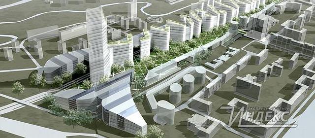 Последователность архитектурного дл градостроения